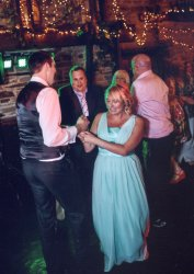 Dogsbody Ceilidh Band Wedding Photo 2.1