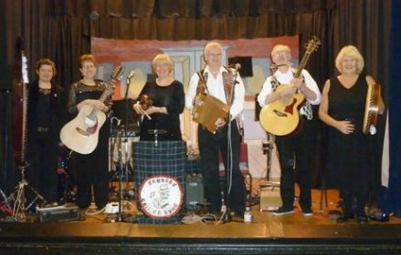 Dogsbody Ceilidh Band Photo